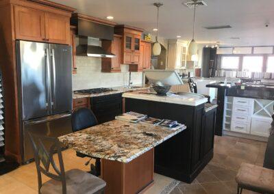 Jim Bishop Cabinets and Mascarello Granite