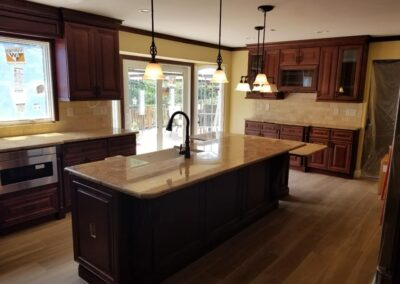 Howell Township, NJ | Kitchen Design and Remodeling Project