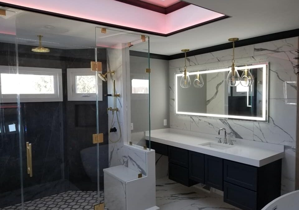 Freehold, NJ   Kitchen & Bathroom Remodeling Project